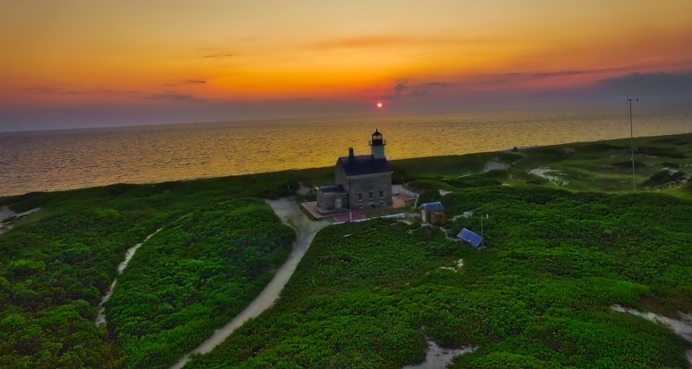 North Light Sunset