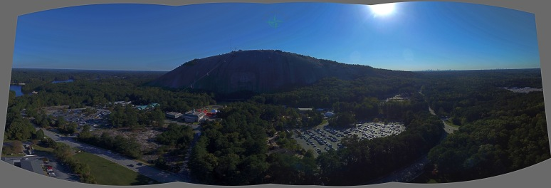 Stone Mountain , Georgia