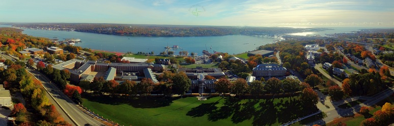 US Coast Guard Academy , New London , CT