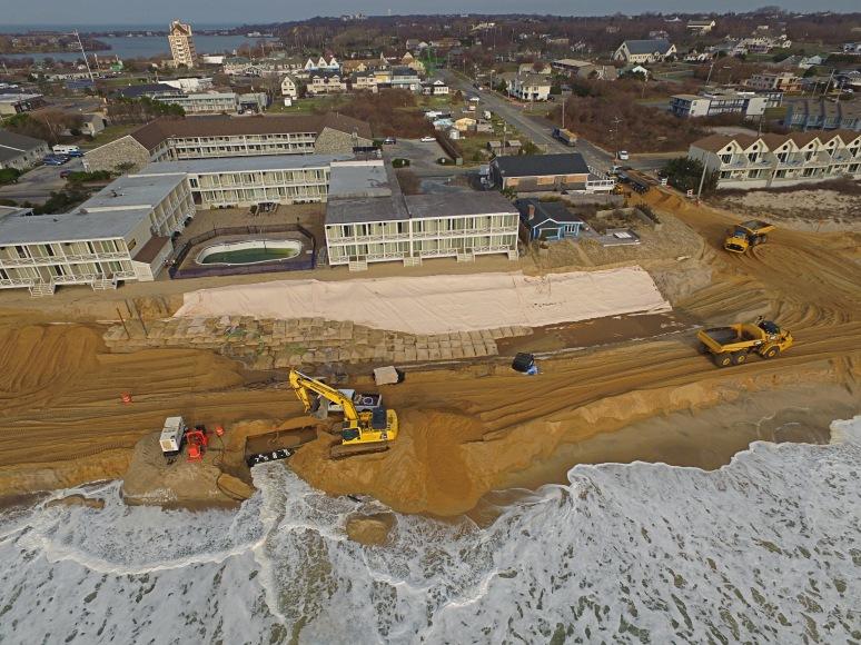 Montauk's $10 Million Sand Bags