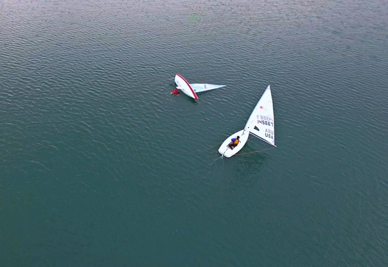 Winter Sailing In The Hamptons