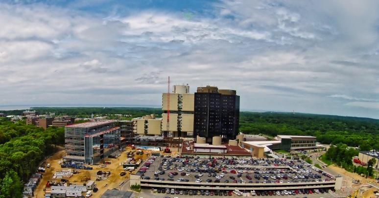 Under Construction: Stony Brook Children's Hospital
