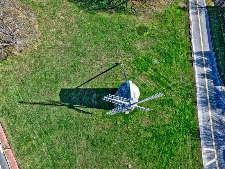 Watermill's Windmill