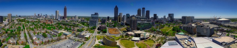 Panoramic Atlanta