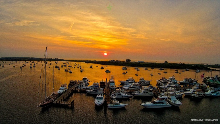 Payne's Dock Sunrise