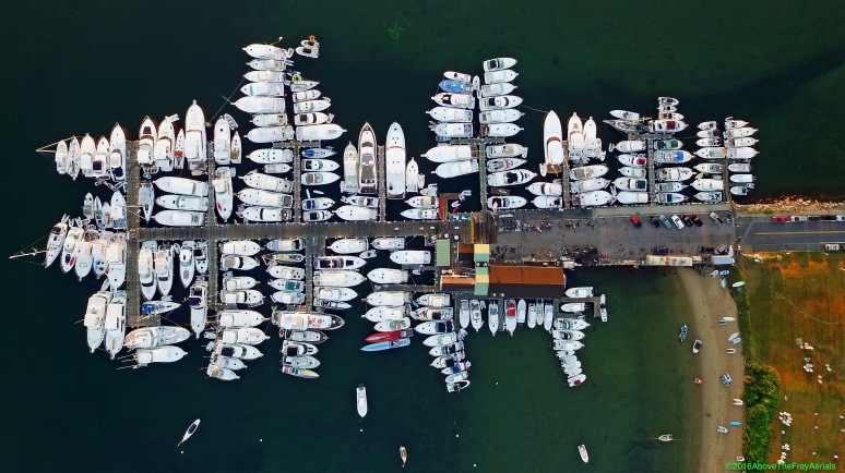 A Bird's-Eye: Payne's Dock Fourth Of July