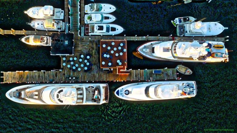 A Bird's-Eye: Champlin's Superyachts