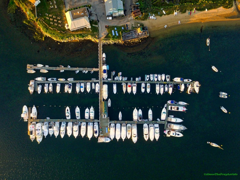A Bird's-Eye: Block Island Boat Basin
