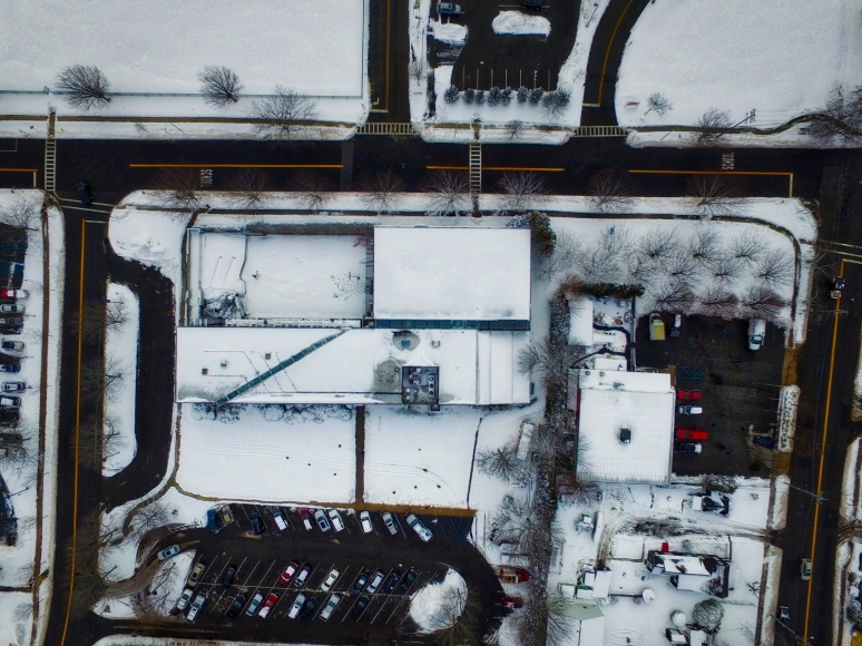 A Bird's-Eye: EH Rec Center