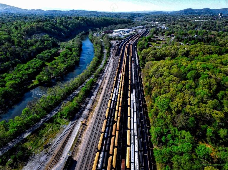 Asheville Rail Lines