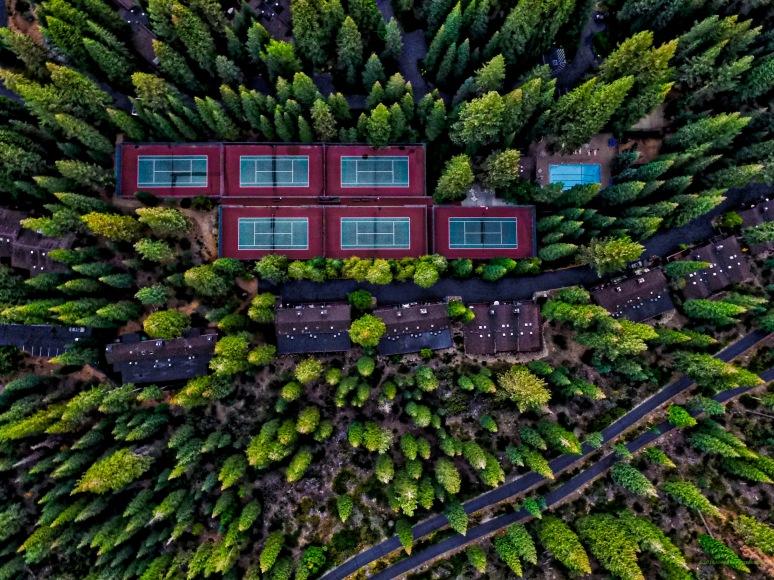 A Bird's-Eye: Chinquapin Resort - Tahoe City , CA