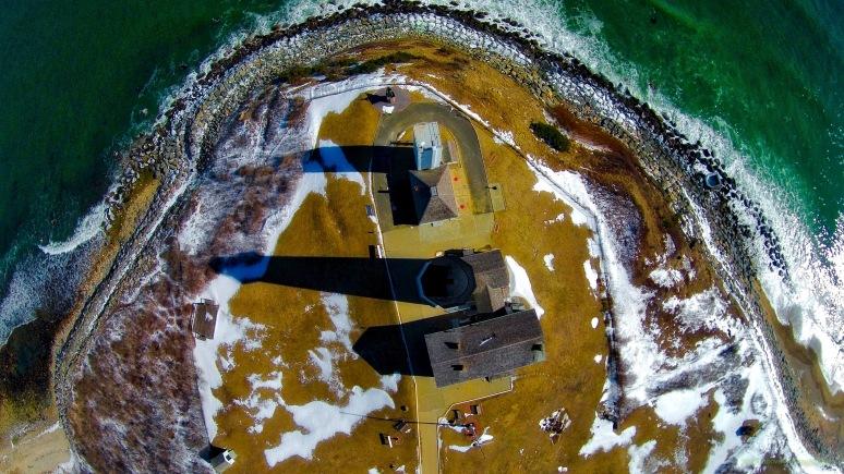 A Bird's-Eye: Montauk Lighthouse