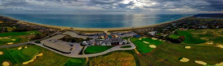 A Panorama: Maidstone Club - East Hampton , NY