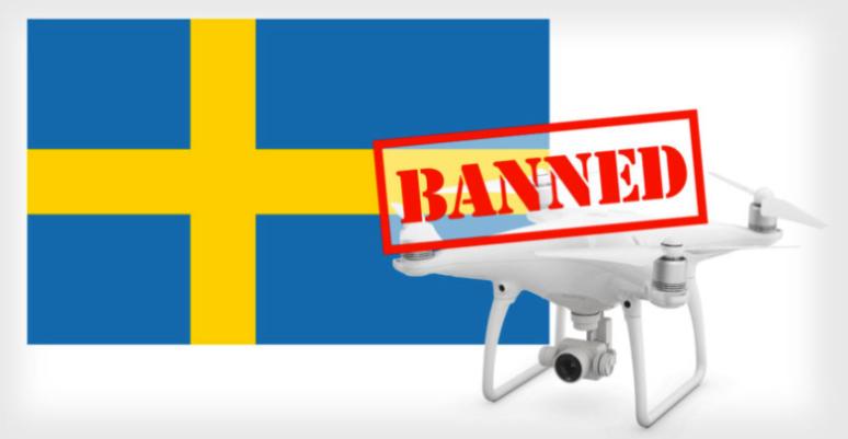 sweden-drone-ban