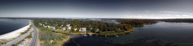 A Panrama: Bay Point To Sag Harbor