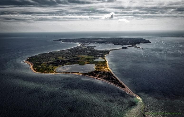Block Island B&W
