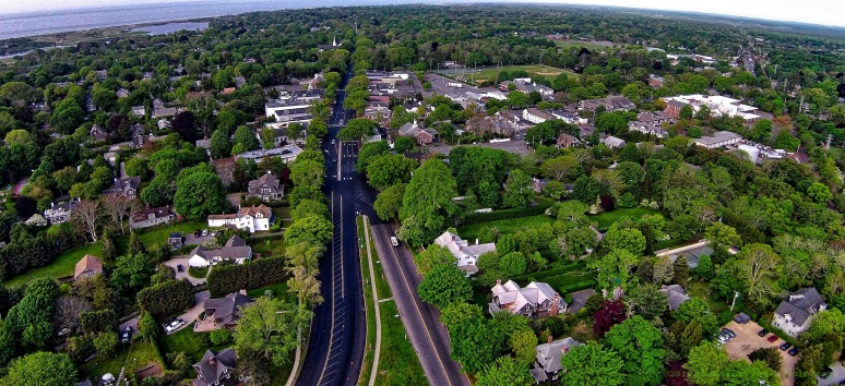 Main Street - East Hampton Village