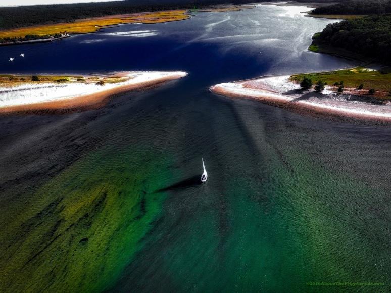 Northwest Harbor Approach