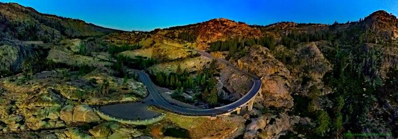 Donner Pass - Donner , California